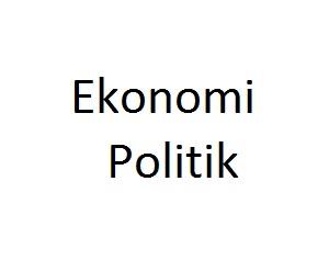 ekonomi-politik